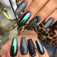 Dark Nail Color Designs You will Love