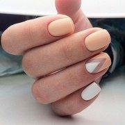 popular ring finger nail art