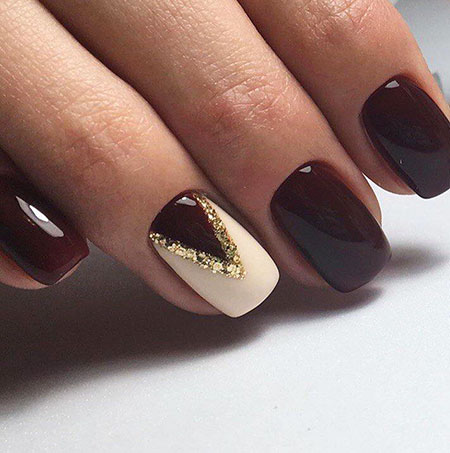 Ring Finger Nail Art Designs
