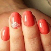 25 Popular Ring Finger Nail Art Designs - Nail Art Designs ...