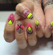 funky nail art ideas