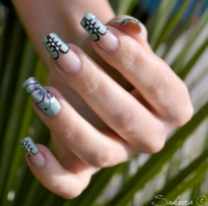 NAIL ART COL MAO ONE STROKE 8