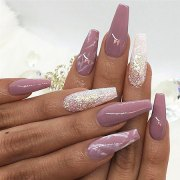 long nail design 2018