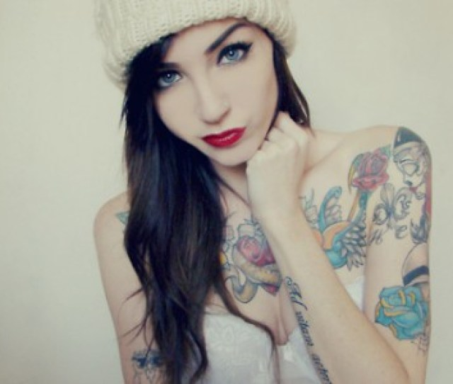 Black Girls With Tattoos Tumblr