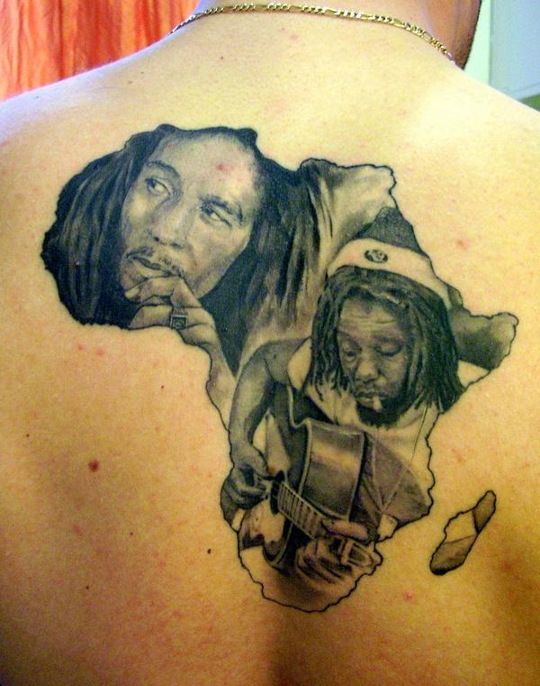 Bob Marley Tattoo Download