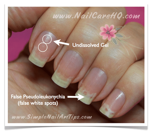 Image Led Remove Gel Nails Step 1