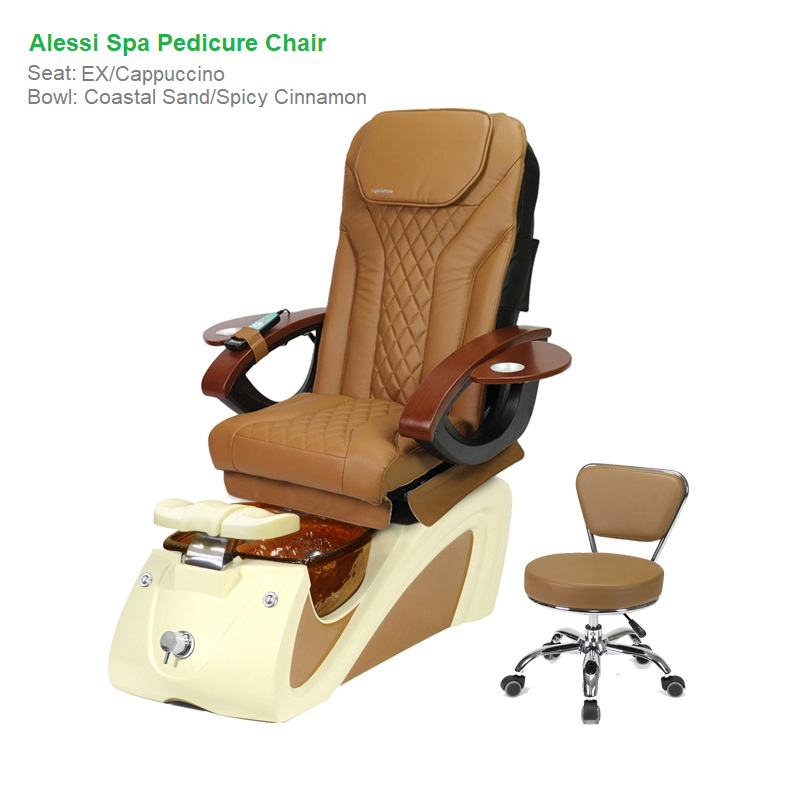 massage pedicure chair covers to buy cape town alessi spa with magnetic jet shiatsulogic system home chairs
