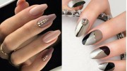 fall 2018 nail art ideas jeremy