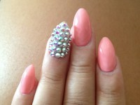 Best Nails Designs With Diamond