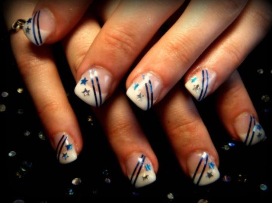 Star Nail Art Ideas