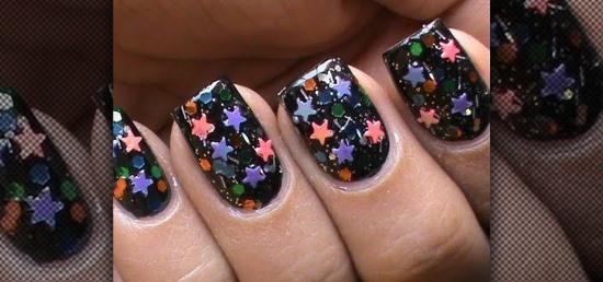 Star Nail Designs