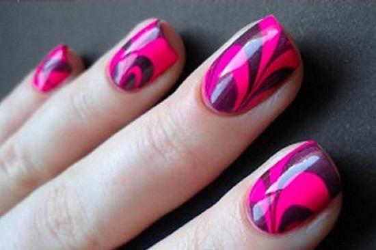 Shellac Nails