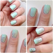 creative gradient nails tutorials