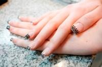 45 Elegant Lace Nail Art Designs For You | Nail Design Ideaz