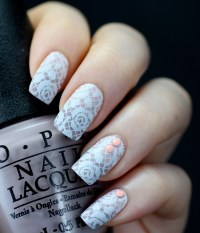 White Lace Nail Designs | www.imgkid.com - The Image Kid ...