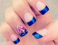 51 Gorgeous 4th Of July Nails Designs | Nail Design Ideaz