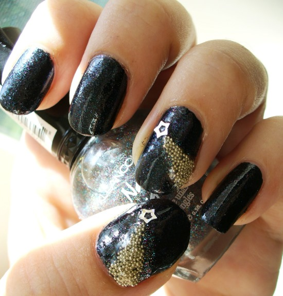 Caviar Nail Art Designs