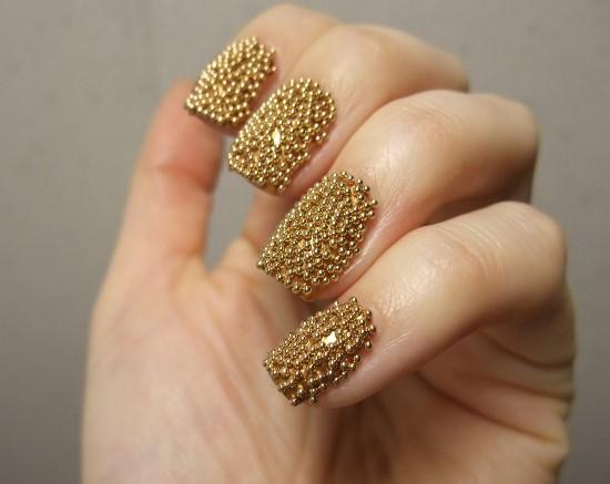 Caviar Nail Polish