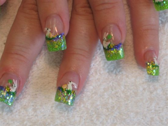 Nail Designs For Easter