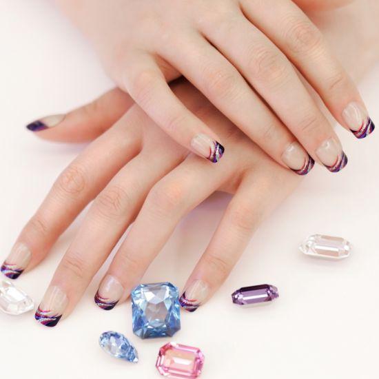 37 Amazing Purple Nail Designs