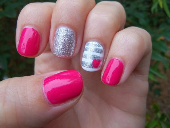 35 Super Cute And Easy Nail Designs For Kids