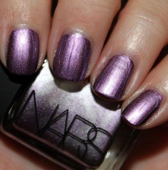 35 Gorgeous Metallic Nail Polish Designs