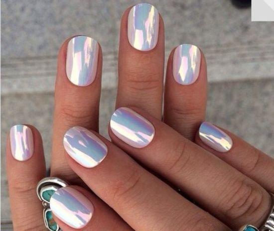 Very Me Metallic Nail Polish Shades: 35 Gorgeous Metallic Nail Polish Designs