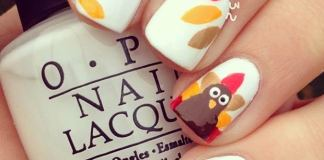 Turkey Accent Nail