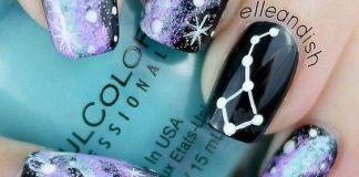 Constellation Cosmic Nails