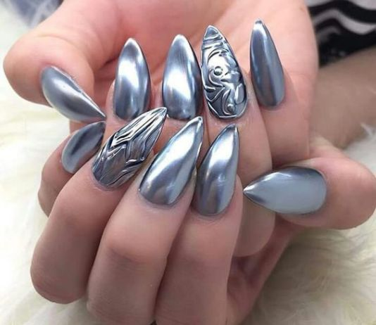 best chrome nails