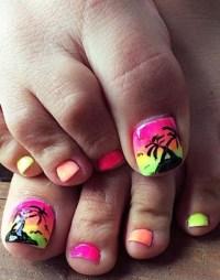 15 Summer-Inspired Beach Toenail Designs   Nail Design Ideaz