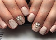 timeless classy nail design
