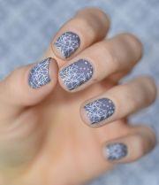 enticing square nail design