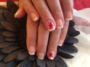 full set of gel nails with french