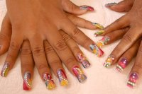 Nail Designs Step By Step Tutorials - Nail Designs For You