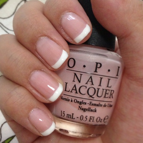 Standard French Nails Manicure Designs
