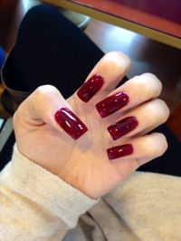 Acrylic Nail Shapes and Styles - Nail Designs For You