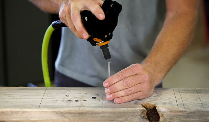 How Does a Plam Nailer Work