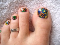 Nail art for your beautiful feet  NAILKART.com
