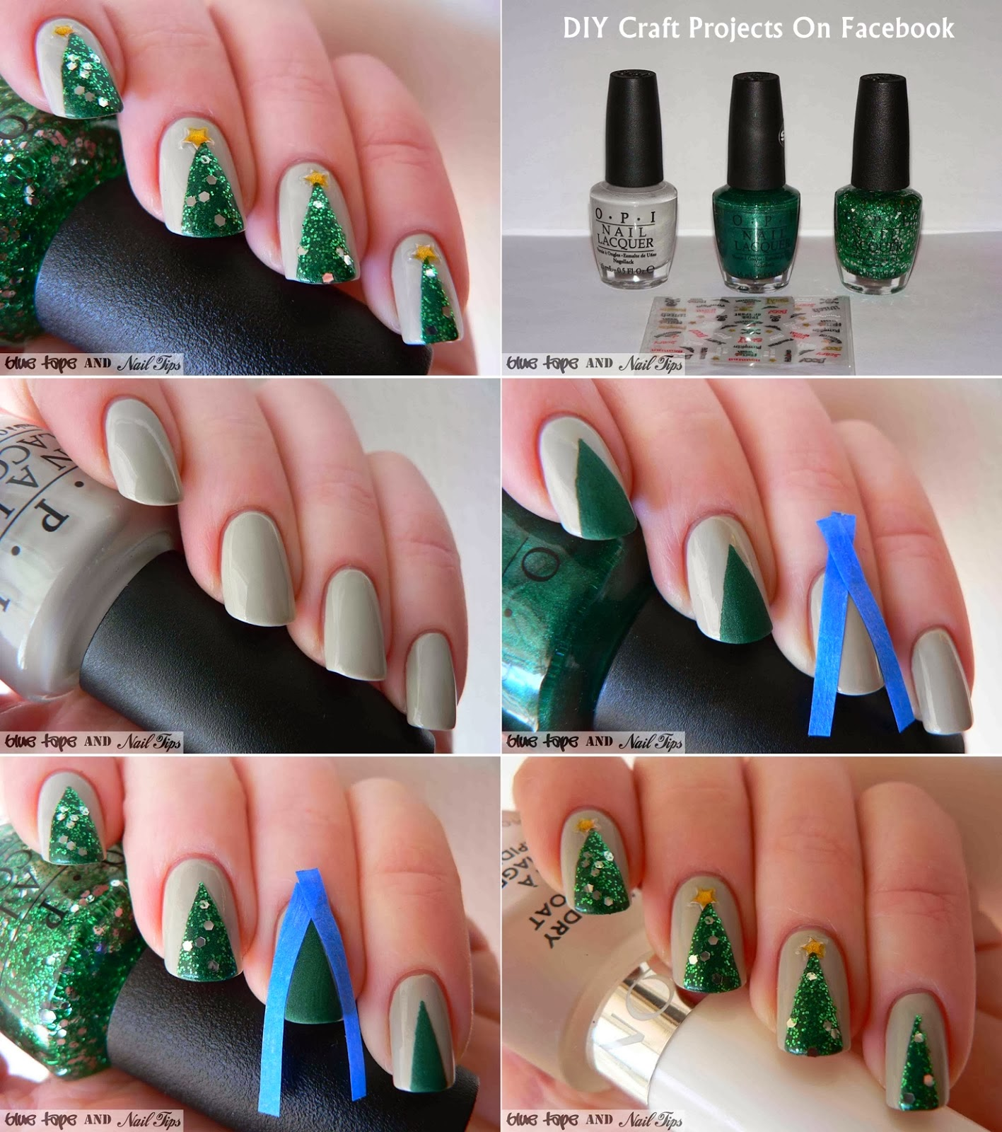 Nail Art Designs Step By At Home Without Tools