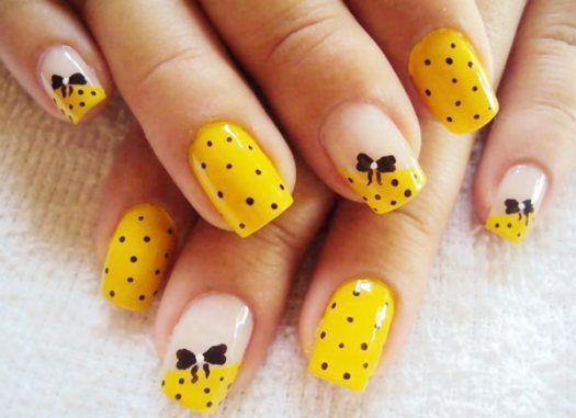 Easy Nail Art Designs To Do At Home Without Tools Home Painting