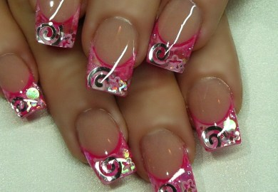 Salon Nail Art Designs