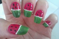 Simple beautiful Nail art designs  NAILKART.com