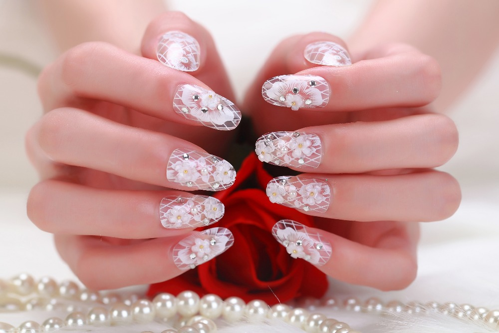 Latest Wedding Nail Art Designs 2017 In Stan