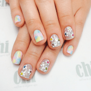 nail art design summer