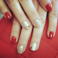 Nail Art, Nail Designs, Nail Trends, Valentine's Day Nails