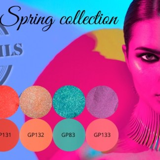 Urban Nails Glitter Spring Collection