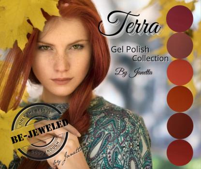 Terra Gelpolish Collection