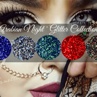 Arabian Nigths Glitter Collection