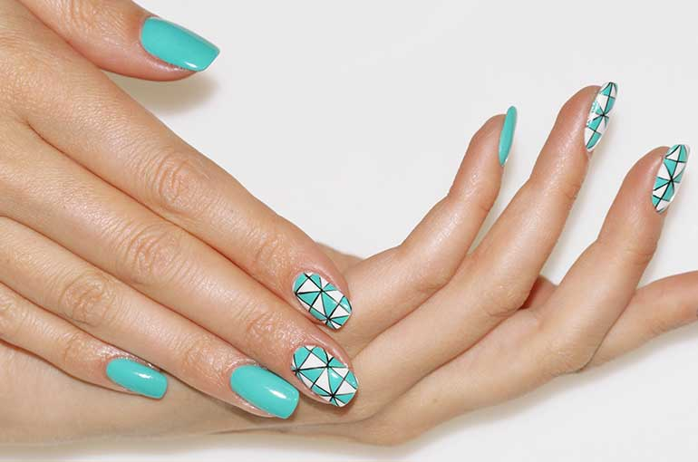 Modern Nail Art Designs that Are Too Cute to Resist
